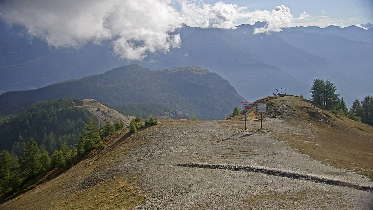 webcam Puy-Saint-Vincent